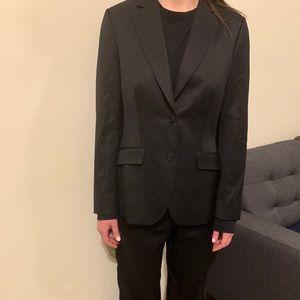 Like New Brooks Brothers Black Suit - Size 8